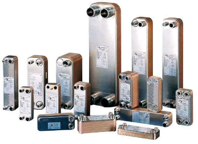 brazed-plate-heat-exchangers